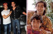 Aamir and Salman Khan