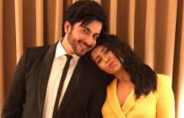 Dheeraj Dhoopar and Vinny Arora Dhoopar
