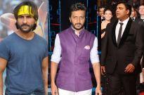 Saif Ali Khan , Riteish Deshmukh and Ram Kapoor