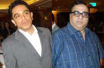 Feroz Nadiadwala and Raj Kumar Santoshi