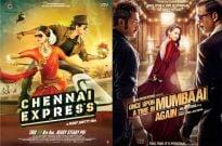 Chennai Express and  OUATIMD