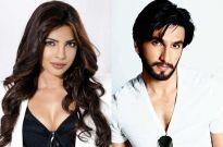 Priyanka Chopra and Ranveer Singh