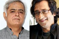 Hansal Mehta and Ajay Bahl