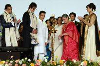 Amitabh Bachchan, Jaya Bachchan, Kamal Haasan, Shah Rukh Khan and Mithun Chakraborty to join West Bengal Chief Minister Mamata B