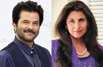 Anil Kapoor and Dimple Kapadia