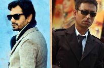 Nawazuddin Siddiqui and Irrfan Khan