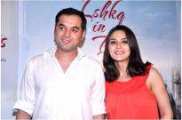 Director Prem Raj and Preity Zinta