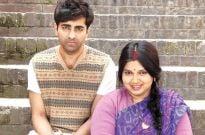 Ayushmann Khurrana and Bhumi Pednekar