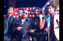 Mika Singh rocks it with the Puraani Jeans team