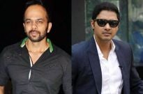 Rohit Shetty and Shreyas Talpade