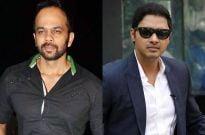 Rohit Shetty and Shreyas Talpade