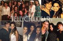 SRK throws a star studded birthday bash for wifey Gauri