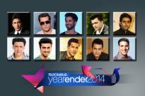 Top Bollywood Actors of 2014