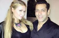 Paris Hilton parties with 'friend' Salman Khan