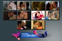 Best Bollywood Kisses of 2014