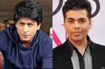 SRK and Karan Johar