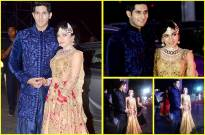 Tulsi Kuamr-Hitesh Ralhan's wedding reception