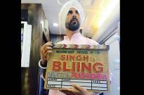 Akshay Kumar starts shooting for 'Singh Is Bliing'
