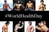 #WorldHealthDay: Bollywood's FITTEST men