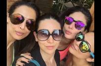 Malaika Arora Khan, Amruta Arora, Karisma Kapoor, Kareena Kapoor