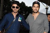 Fawad Khan and Sidharth Malhotra