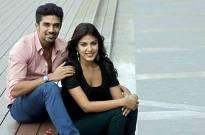 Rhea Chakraborty and Saqib Saleem
