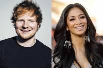 Ed Sheeran dating Nicole Scherzinger?