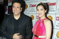 Govinda and Tina Ahuja