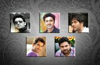 Tollywood's 'hottest hunks'