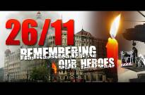 26/11 terror attack in Mumbai