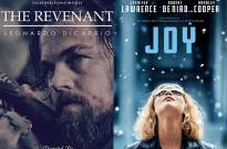 'The Revenant', 'Joy' to release in India