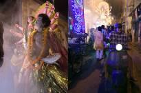 Durga Puja recreated for 'TE3N'