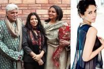 Aditi Rao Hydari on a movie date with the Akhtars!