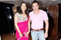Seema Khan and Sohail Khan