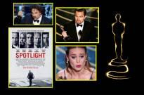 #Oscars2016: List of winners