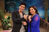 Farah Khan and SRK