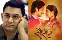Aamir Khan praises 'Sairat'