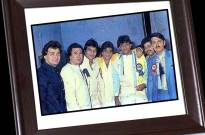 Rishi Kapoor shares throwback image of 'rival but friends'