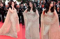 Is Aishwarya Rai-Bachchan flaunting a baby bump?