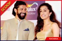 Farhan Akhtar and Shraddha Kapoor