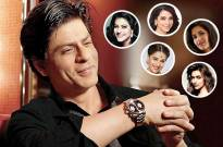 24 heroines who rocked the screen opposite SRK