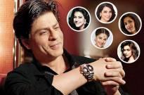 24 heroines who rocked the screen opposite SRK