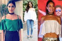actresses who are rocking the 'choker' trend
