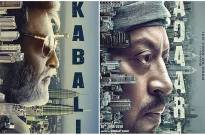 Kabali and Madaari posters
