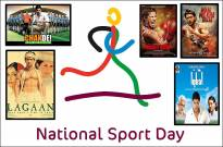 #NationalSportsDay: 5 sports-based movies that made a mark