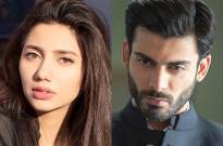 Mahira Khan and Fawad Khan