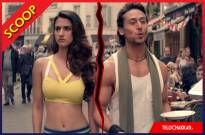 Disha Patani and Tiger Shroff