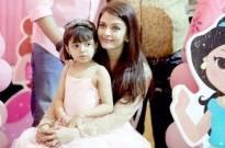 Aaradhya Bachchan with Aishwarya Rai Bachchan