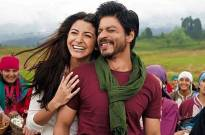 Anushka Sharma and Shah Rukh Khan