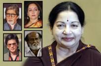 Bollywood celebs mourn Jayalalithaa's death